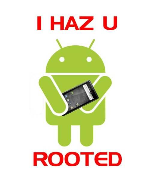 I Haz U Rooted