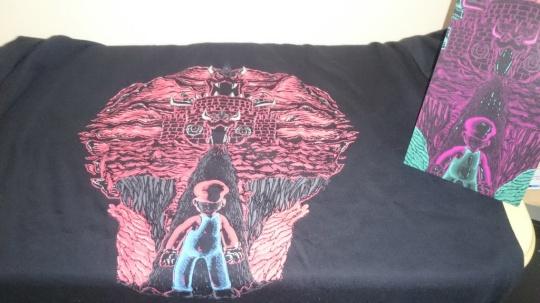 NerdLoot2_CamisetaMario