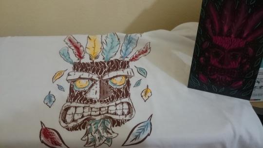 NerdLoot2_Camiseta_Aku_Aku